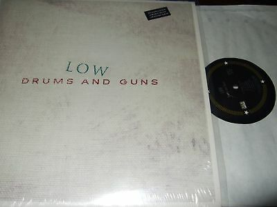 Low : Drums And Guns Lp 2007 Sub Pop Usa