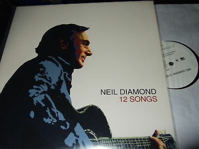 Neil Diamond : 12 Songs 2Lp 2006 Columbia Usa