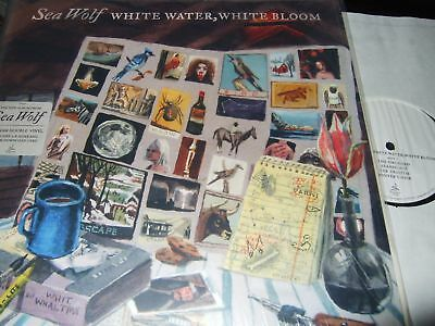 Sea Wolf : White Water White Bloom 180 Gram 2Lp 2009 Dangerbird Usa