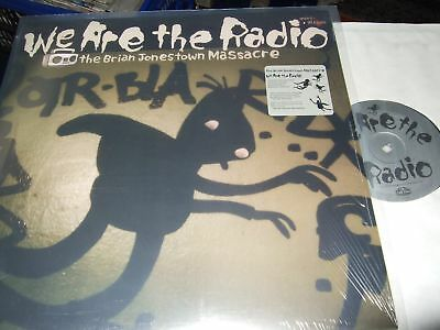 The Brian Jonestown Massacre : We Are The Radio Lp 2005 Teppid