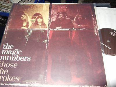 The Magic Numbers : Those The Brokes 2Lp 2006 Heavenly Eu
