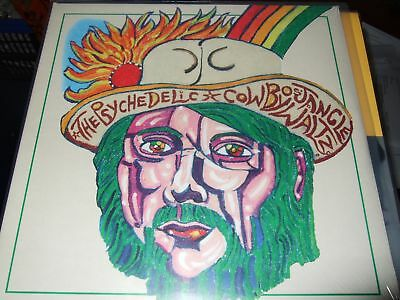 The Psychedelic Cowboys : Jangle Waltz 2Lp 2007 Taxim Germany