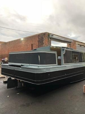 60 x 12 Euro Cruiser,Sailaway painted, canal boat, special stock price!