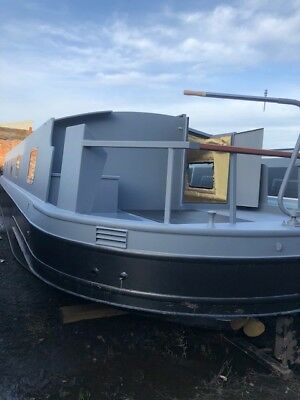 60 x 12 Cruiser,Sailaway basic, canal boat, special stock price!