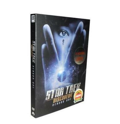 Star Trek Discovery Season One (4DVD) New free shipping
