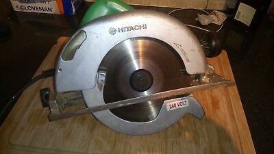 Hitachi Circular Saw C7U 185mm 240v.