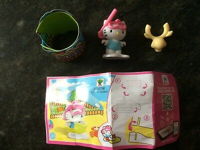 kinder HELLO KITTY  FF327W avec BPZ