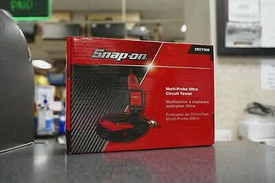 NEW SNAP ON EECT900 MULTI PROBE ULTRA CIRCUIT TESTER Snap-On Power Probe