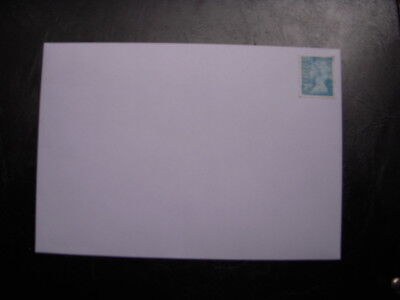 300 SIZE C6 SELF SEAL ENVELOPES WITH NEW 2nd CLASS BLUE SECURITY STAMPS[ 3MIRH]