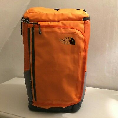 The North Face Fuse Box Charged 25L Backpack Orange (Battery Not included)