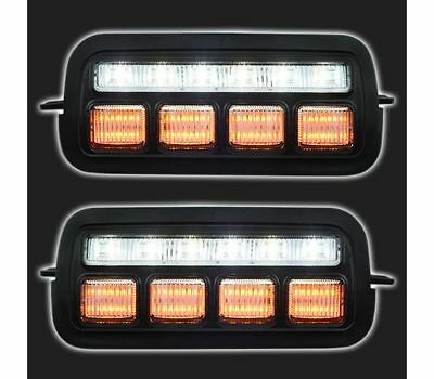 LADA NIVA 4x4 2121 2123 2129 2131 21213 21214 21218 LED Headlights DRL (Pair)