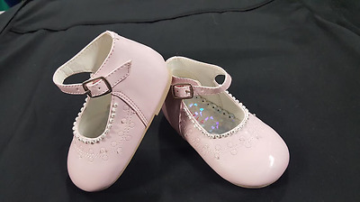 NEW PINK TODDLER SHOES SIZE 2-3-4-5-6//BABY GIRLS PINK SHOES$$$  SALE