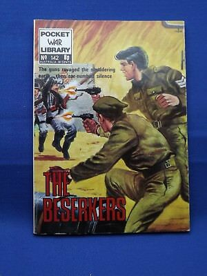 Pocket War Library Mini Comic #142 Top Sellers
