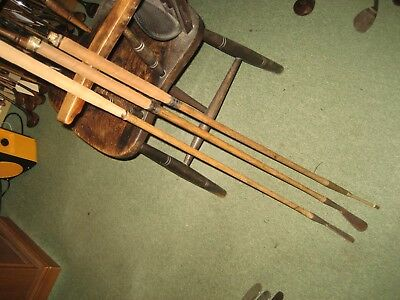 3 Vintage Robert Anderson hickory shafted clubs.