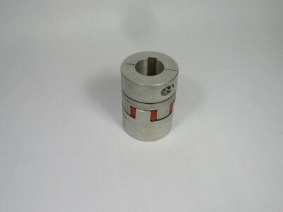 """Rotex GS-38 Jaw Coupling Assembly 1"""" & 1-5/8"""" ! WOW !"""