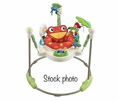 Jumper Jungle Rainfores Toddler Fisher Price Activity Seat Toy Baby Exerciser