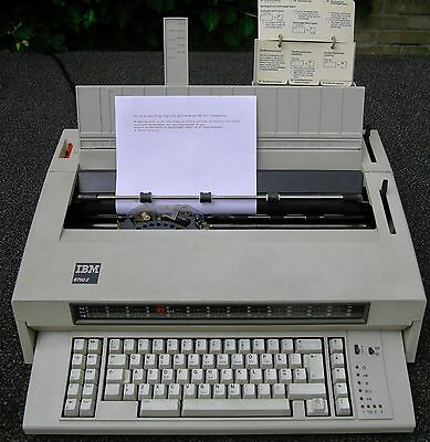 IBM Quietwriter 5750-2