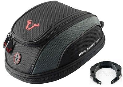 Ducati Monster 1100 Evo from Yr 11 Quick-Lock Evo Micro Motorcycle Tank Bag Set