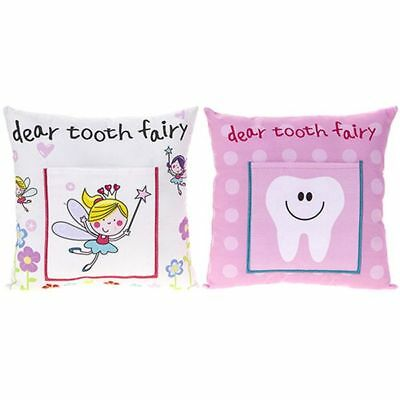 Lovely tooth fairy cushion small brand new
