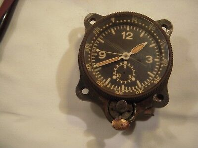 Borduhr  mit Chronograph Type J30BZ  military wwII