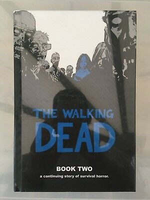 NEW The Walking Dead Book Two by Robert Kirkman - Hardback Collection