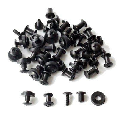 24pcs Tek lok screw set Chicago Screw comes with washer for DIY Kydex Sheath