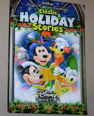 Disney Movie Club 3D Lenticular Card The Muppets Christmas Carol/Classic Holiday