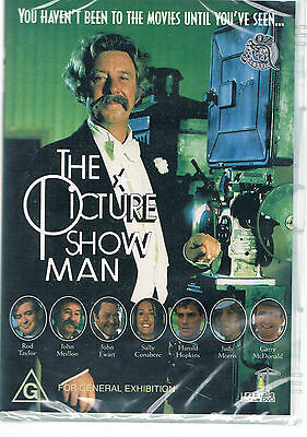 The Picture Show Man,  ( Dvd )Australian  Movie New And Sealed