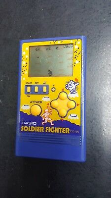 Casio Soldier Fighter Cg-86