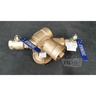 Febco 825Y Y-Pattern Reduced Pressure Assembly 1-1/2in 175psi MWP*