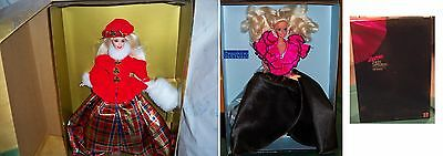 Winter princess Jewel Princess barbie & Night Sensation FAO Barbies NRFB