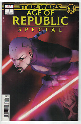Star Wars Age of Republic Special #1 Khoi Pham Variant Marvel 2019