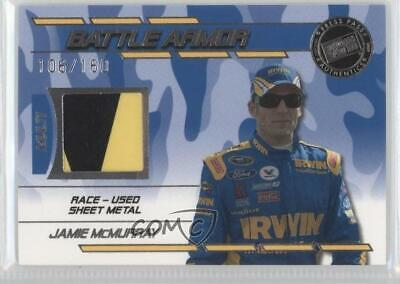 2009 Press Pass Stealth Battle Armor Multi-color #BA-JM Jamie McMurray Card