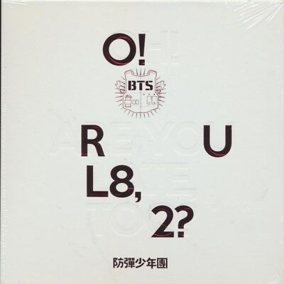O!Rul82? (Mini Album)