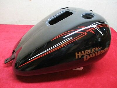 Nos Oem 2008 Harley Softail Springer Crossbones Gas Tank, 61625-08Dh, Excellent