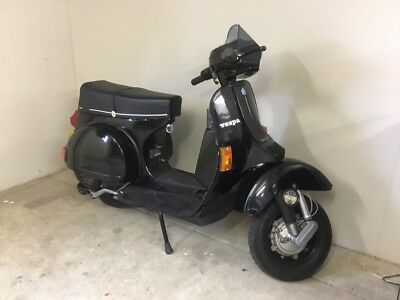 Piaggio Vespa T5 Mark One. Italian Geared Scooter. UK Import. All Papers