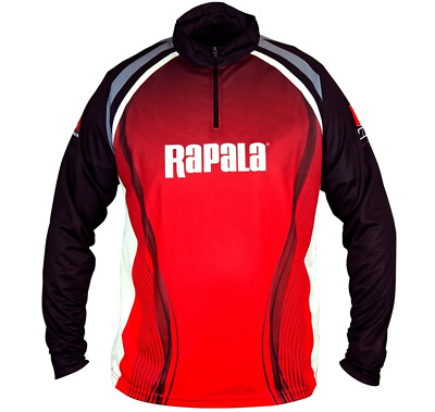 Rapala Tournament Jersey - Red