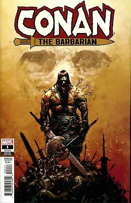 Conan the Barbarian #1 Zaffino 1:25 Variant Cover Comic (Marvel 2019) NEW