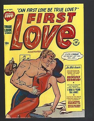 First Love #14 Vf 8.0 To 8,5 High Grade