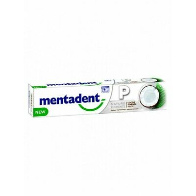 MENTADENT Dentifricio Nature Elements - Cocco&Menta 75 ml