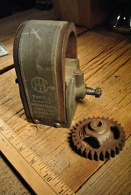 IHC International M 1 1/2 HP Type L Magneto For Hit Miss Style Gas Engine