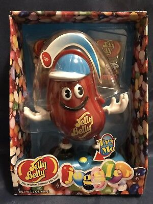 1990s Jelly Belly Juggler Candy Dispenser Vintage! Sealed In Box/New!