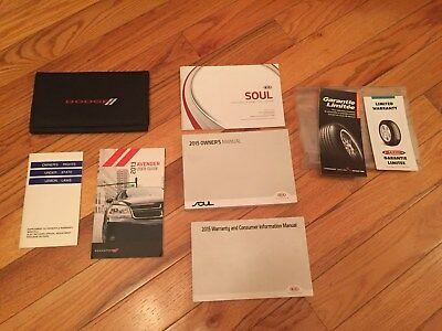 Wholesale Lot Of 19 Owner's Manuals + Related Booklets