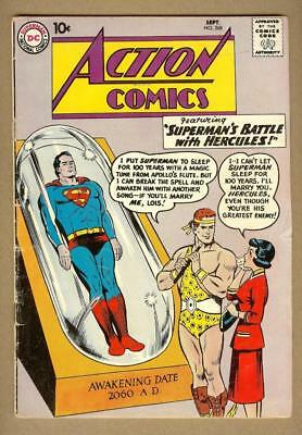 Action Comics #268 Superman DC Comics 1960 - 2.0 Good Cover Detached
