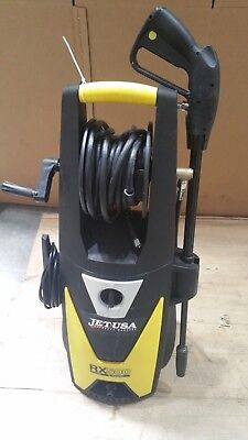 3500 PSI High Pressure Washer Cleaner Electric Water 8M Hose Gurney Pump