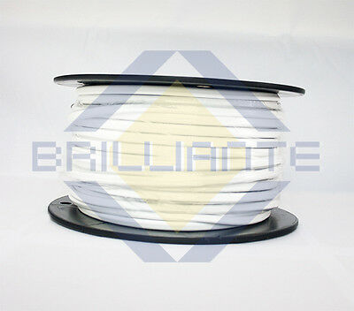 Marine Tinned 4Mm 10M Twin 2 Core Sheath Copper Wire Cable 22 Amp Tycab Boat12V