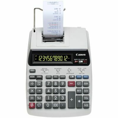 Canon Desktop Calculator MP120-MGII