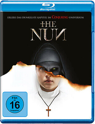 The Nun - (Blu-ray)