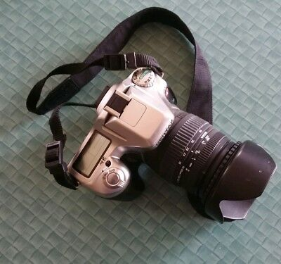 DIGITAL CAMERA PENTAX ist.dl, lenses, attachments,filters, straps and carry case
