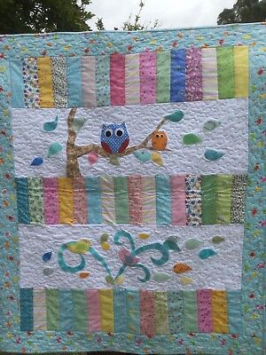 Gorgeous Hand Made Machine Quilt